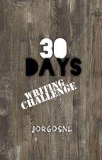 30 Days Writing Challenge #2 by Jorgosnl
