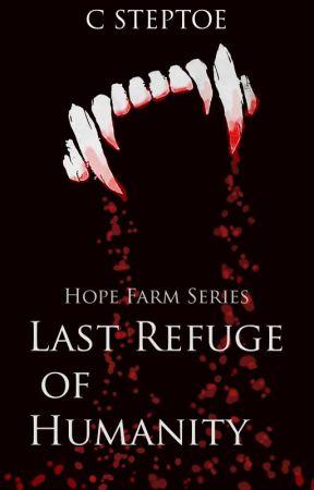 Last Refuge of Humanity (Version 2) by Csteptoe
