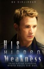His Hidden Weakness || Steve Rogers [Part 1] #iceSplinters19 by sinjinsun