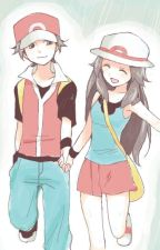 Luckyshipping/burningleafshipping (Leaf x red) y amourshipping una grán aventura by pokemary
