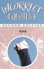 Incorrect Quotes #2 ※ YoonMin by Anjhely