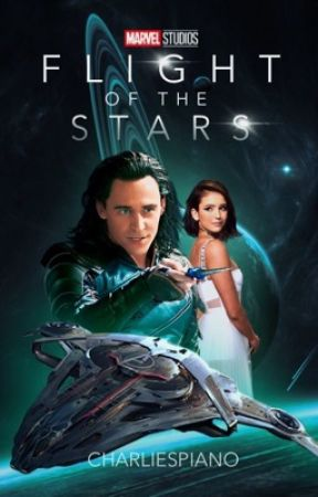 Flight of The Stars ▷ Loki Laufeyson by charliespiano