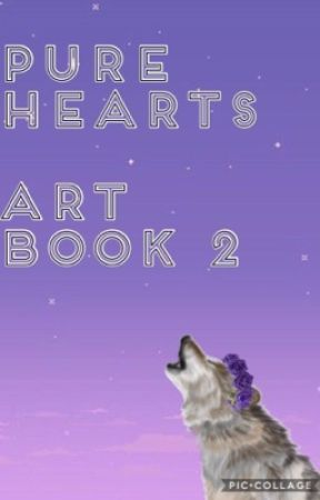 Pure hearts - Art book 2 by _Purity_