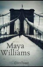 Maya Williams by CornToast