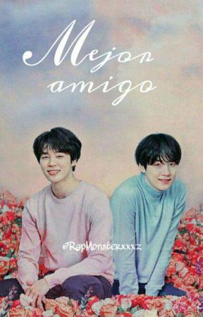 ℳejor amigo ➽ Yoonmin  by RapMonsterxxxz