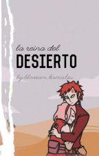 La Reina del Desierto by BlossomKomatsu555