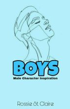 Boys (Character Inspirations) by rossie_stclaire