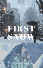 » First Snow | #michaeng by cforchaeyoung