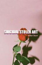 Suicidal Stolen Art by itsjohnchase