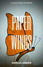 Paper Wings by VioletEden