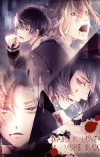 Diabolik Lovers - Second Option [ONGOING} by Seokjennie