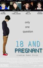 18 y Embarazado. by ScarlethRosse