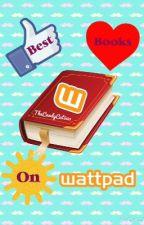 Best Books on Wattpad by netflixandjill21