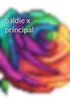 baldie x principal  by cloudycharmer9010