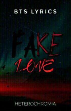 BTS Fake Love - English Version - Wattpad