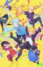 (Naruto fanfic) Lạc đến tương lai. by kyuubi0906