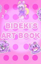 Bideki's Art Book by DadsterSatan