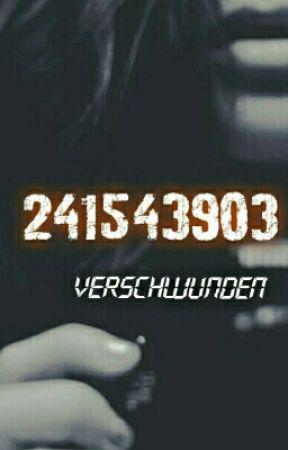 241543903 Verschwunden Zweı Wattpad