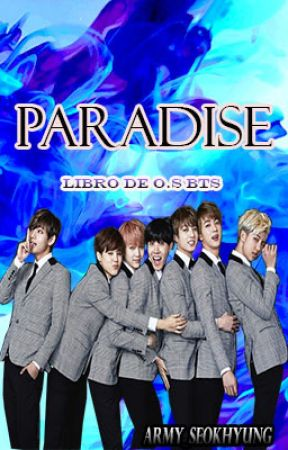 Paradise © #Writter'sGayChallenge OS  by ARMY_SeokHyung