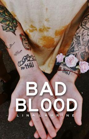 Bad Blood (The Cortez Boys, #1) by linaxwrites