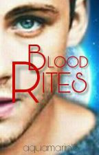Blood Rites   (The Grey Wolves 2) by SophFrik