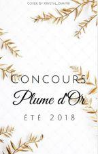 Concours Plume d'Or - Été 2018 by Concours_Plume_dOr