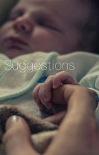 Suggestions by wannabe224