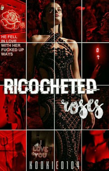 Ricocheted Roses》[Anthology/Poems]