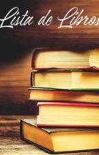 Lista de Libros by Auceles