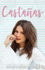 Castañas - Chicas para tus historias by CharacterSquad