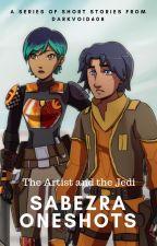 The Artist and the Jedi - Sabezra Oneshots by DarkVoid608