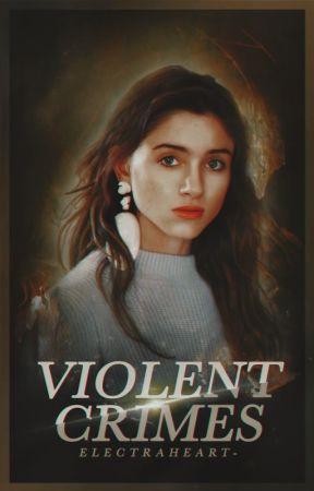 Violent Crimes ▸ Peter Parker by electraheart-