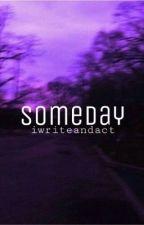 somedayΔjordan connor by IWriteAndAct