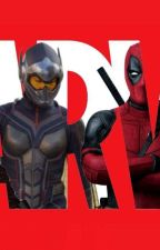 Marvel Avengers Roleolay  by _Shadow__Fist_