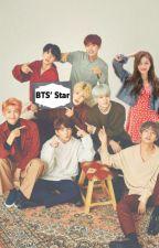 ☾BTS' Star    Baek Luna☽ by taes_destiny