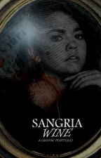 Sangria wine; graphic portfolio. by godoflovers