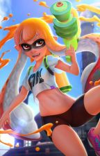 Splatoon x Male Reader by DForrester