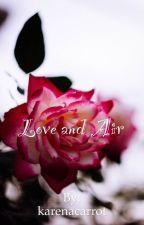 Love and Air  by karenacarrot