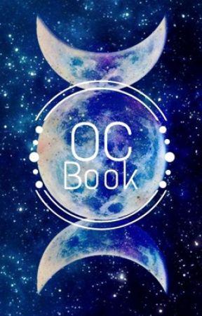 OC Book  by ChildOfTheMoonAndSun
