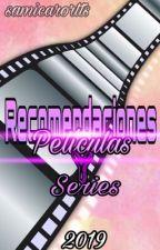 RECOMENDACIONES DE PELÍCULAS  by samicarortts
