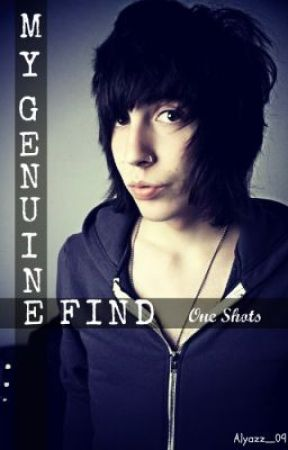 My Genuine Find ~ One Shot ( ON HOLD ) by alyazz_09