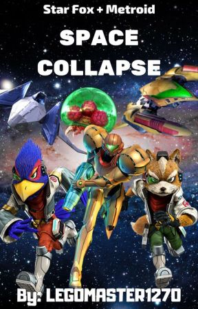 Star Fox + Metroid: Space Collapse by LEGOMASTER1270