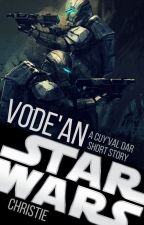 Star Wars The Clone Wars: Vode'An by ChristietheGhost