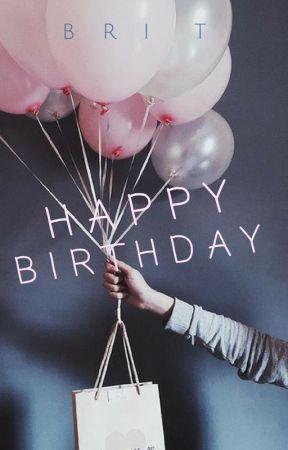 Happy Birthday by BriannaT000