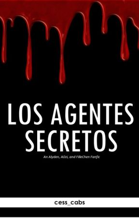 Los Agentes Secretos by cess_cabs