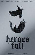 Heroes Fall ▹ Peter Parker by jasperhaIe