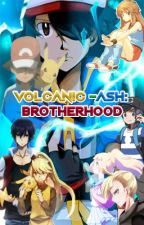 POKÉMON:  VOLCANIC-ASH:BROTHERHOOD by Jimmy-Agera
