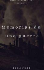 Memorias de una Guerra by EveLily616