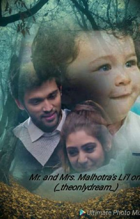 MaNan- Mr and Mrs. Malhotra's Lil one..!! by _theonlydream_