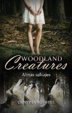 WOODLAND CREATURES. Almas Salvajes by CristinaRoswell